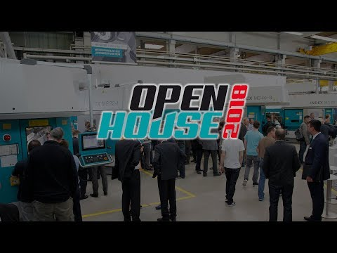 Open House 2018 - INDEX TRAUB