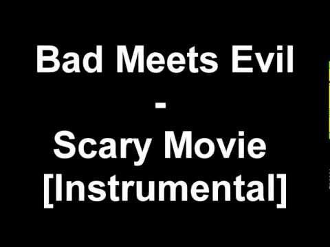 Bad Meets Evil (reef) - Scary Movies (Instrumental) BASS BOOSTED [HD]