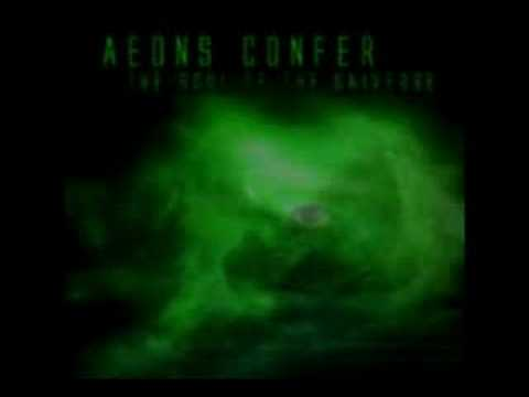 Aeons Confer - Synthetic Misanthropy online metal music video by AEONS CONFER