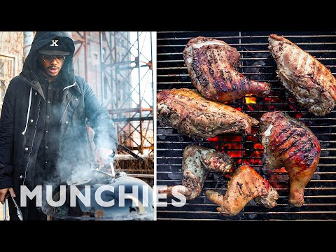 How To Make Jamaican Jerk Chicken