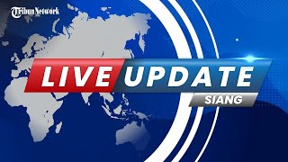 TRIBUNNEWS LIVE UPDATE SIANG: RABU 20 OKTOBER 2021