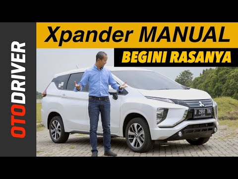 Mitsubishi Xpander Exceed M/T 2017 Review Indonesia   OtoDriver