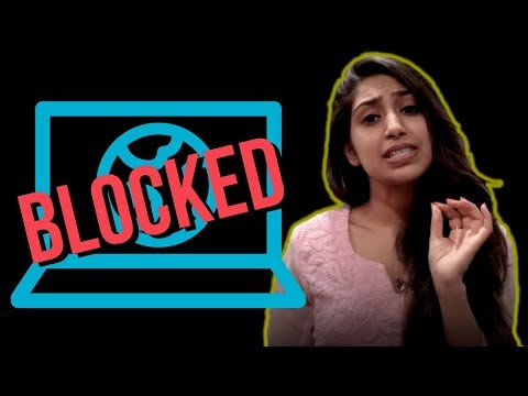 India blocks most number of websites. No country for freedom of speech.