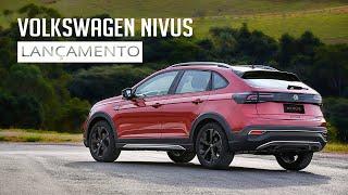 Volkswagen Nivus - Lançamento