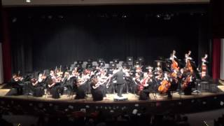 "BVNW Concert Orchestra - ""Writing's On The Wall"" from ""Spectre"" 