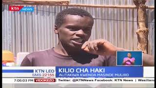 Familia Uasin Gishu inataka haki baada ya mwanao kuvamiwa na watu wasiojulikana