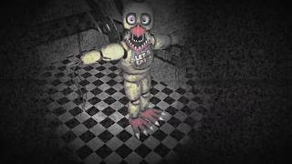 [SFM FNAF] Mangle Sexy Jumpscare
