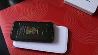 беспроводная зарядка для любого Iphone 5, 6, 7, SE