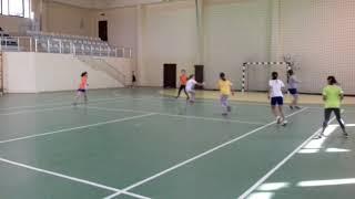 Гандбол тренировка
