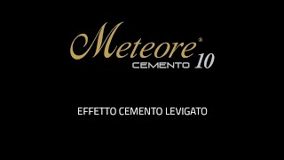 METEORE 10 VALPAINT - CEMENTO LEVIGATO