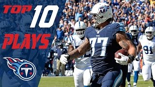 Titans Top 10 Plays of the 2016 Season | NFL Highlights