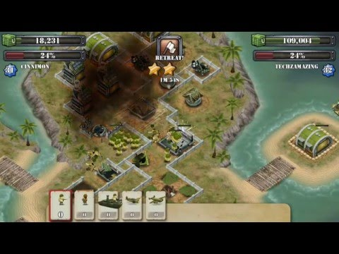 Vídeo do Battle Islands