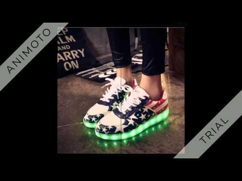 LED Schuhe kaufen - Erfahrungen, Vergleiche - uvm