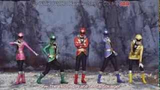 super sentai hero getter w/lyrics