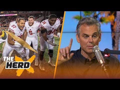 Colin makes his Big Ten, Big 12, SEC and ACC Championship game picks | THE HERD