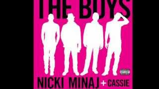 Nicki Minaj & Cassie   The Boys (Audio)