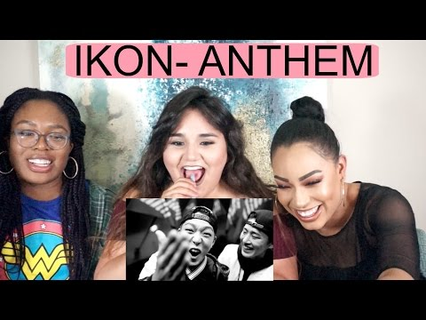 IKON ANTHEM MV REACTION || TIPSY KPOP