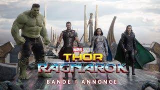 Thor : Ragnarok - Nouvelle Bande