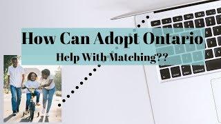 How to Adopt Using Adopt Ontario