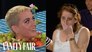 Katy Perry Goes Undercover As An Art Exhibit At The Whitney Museum | Vanity Fair