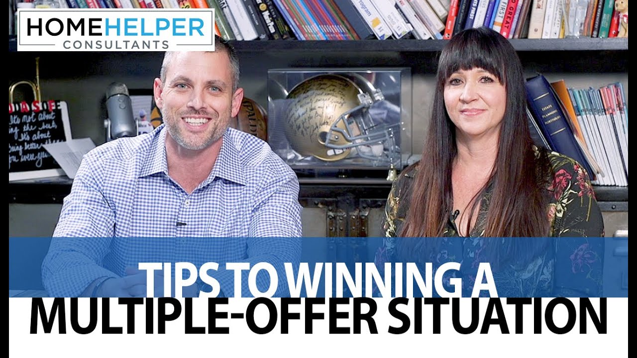 How We Help Our Clients Win Against Multiple Offers