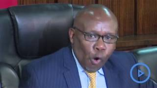 Githu faces off with Raila on oath plans - VIDEO