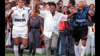 Relembre goleada do Santos sobre o Corinthians no Brasileiro de 1995