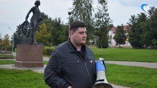 Лидера новгородского отделения партии «Другая Россия» задержали по подозрению в наркопреступлении