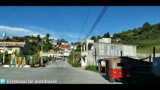 Santa Eulalia Huehuetenango | Terminal de autobuses | Cancha de fútbol | CAJ