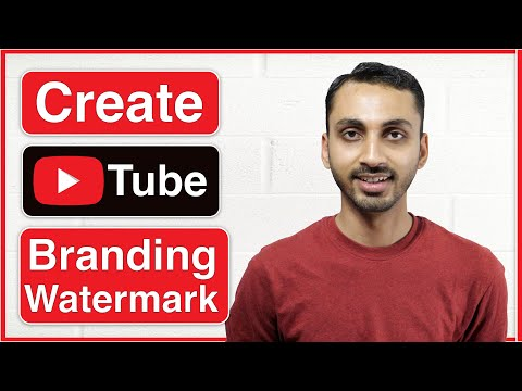 How to Create YouTube Branding Watermark Free for Your Channel? (2020)