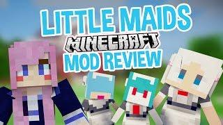 Little Maids | Minecraft Mod