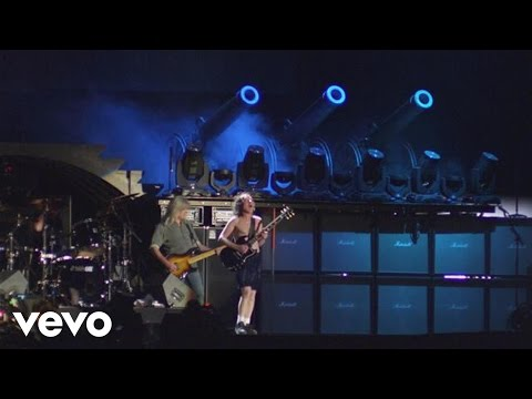 For Those About To Rock, We Salute You Lyrics – AC/DC
