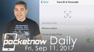 iPhone 8 Face ID leaked in video, Galaxy Note 8 sales & more - Pocketnow Daily