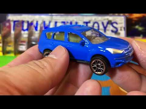 disimballare l'auto da strada Majorette Citroen C Crosser[macchina giocattolo] 03003+it
