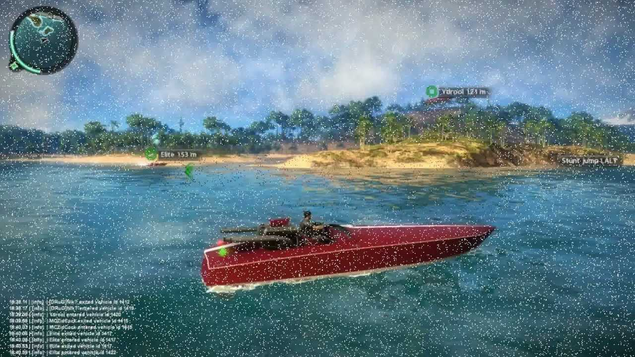 Just Cause 2 Could Finally Get Multiplayer