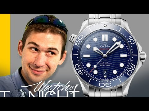 Top 12 Watches Of 2018! Patek Philippe, Grand Seiko, Vacheron Constantin, Omega Seamaster, G-Shock