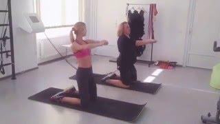 Emc- тренировка с тренером Марина Ярош.