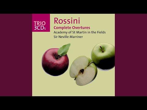 Rossini: La Cenerentola - Overture (Sinfonia)