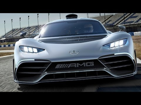 Mercedes-AMG Project ONE (2019) Ready To Fight Ferrari LaFerrari Soon