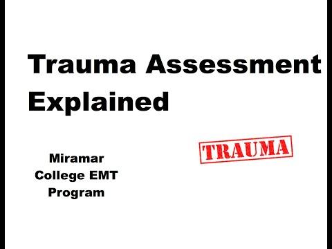 Trauma Assessment Explained