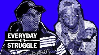 Everyday Struggle - 'Carter V' & Logic Album Reviews, Kanye Whines About Being Bullied at 'SNL'