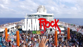 Welcome To Jamrock Reggae Cruise: 2017 Artist Line Up