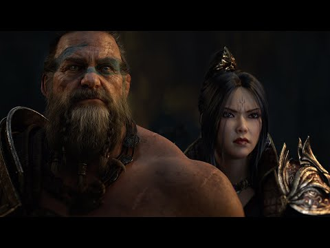 Diablo Immortal Cinematic Trailer