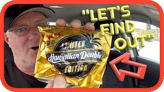 KFC Zinger Hawaiian Double | Taste Test