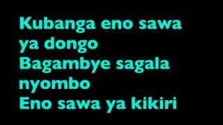 Sitya Loss Lyrics EDDY KENZO