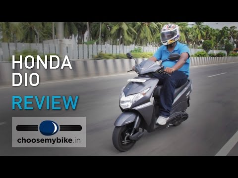 Honda Dio (2013) : ChooseMyBike.in Review