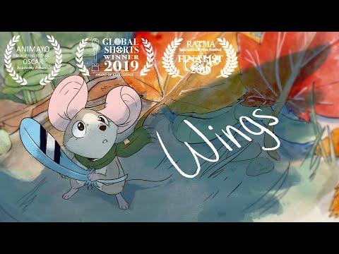 Wings — короткометражка о дружбе и страхе неизведанного