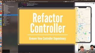 Remove View Controller Dependency from Bike Station Service - Episode 10 (Preview)