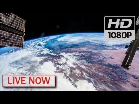 NASA Live - Earth From Space (HDVR) ♥ ISS LIVE FEED #AstronomyDay2018 | Subscribe Now!