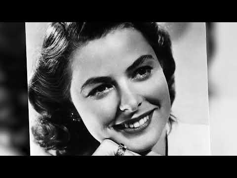 Patricia Clarkson on Ingrid Bergman